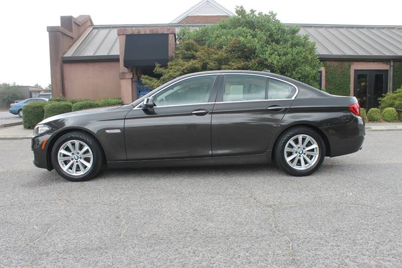 2014 BMW 5 SERIES 528I 4DR SEDAN brown sport option push to start navigation back up camera s