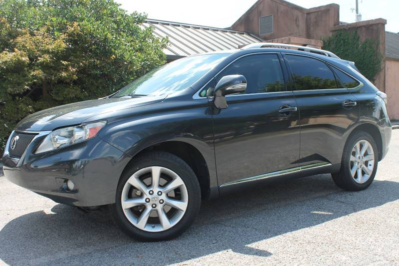2011 LEXUS RX 350 BASE 4DR SUV black fully loaded navigation back up camera heated and cooled