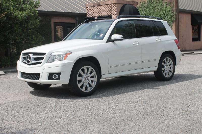 2012 MERCEDES-BENZ GLK GLK 350 4DR SUV white panoramic sun roof back up assist steering wheel c