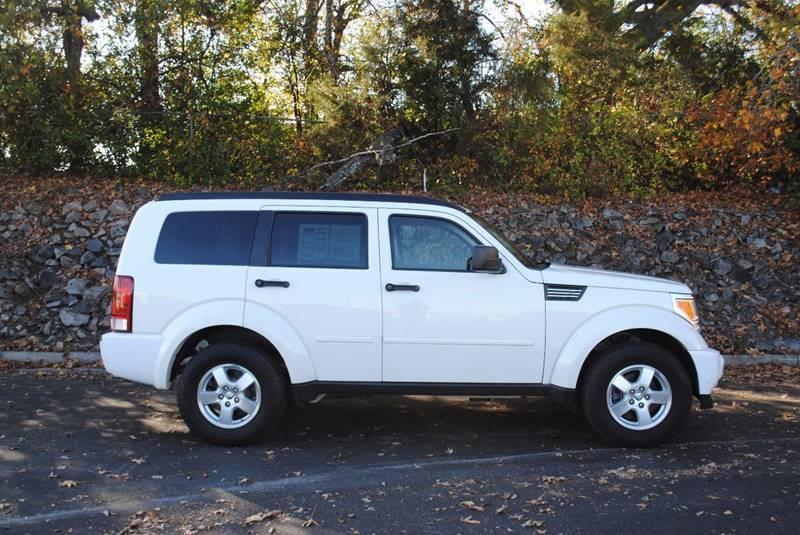 2007 DODGE NITRO SXT 4DR SUV white front air conditioning front air conditioning zones - single