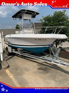 2000 Pro-Line 192 Sport for sale in Martinez, GA