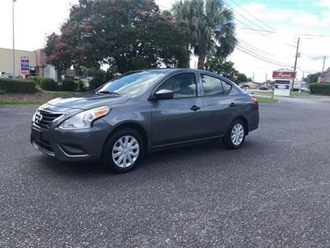 2018 Nissan Versa for sale in Martinez, GA