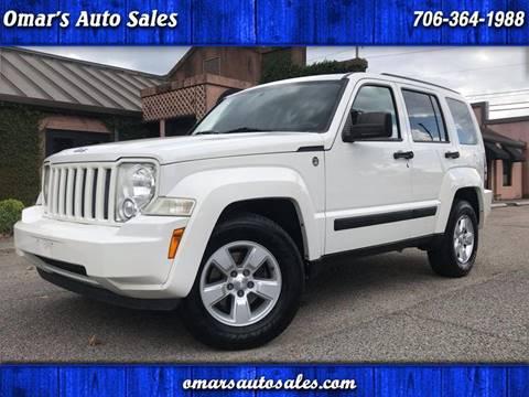 2010 Jeep Liberty for sale in Martinez, GA