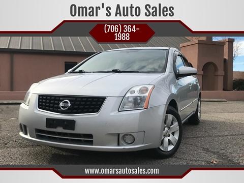 2009 Nissan Sentra for sale in Martinez, GA