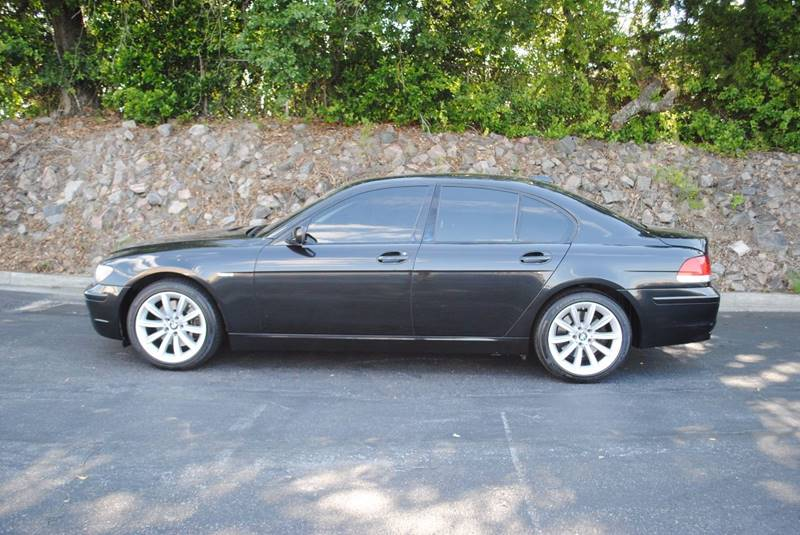 2007 BMW 7 SERIES 750I 4DR SEDAN black cargo tie downs grille color - chrome air filtration - a