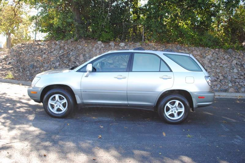 2001 LEXUS RX 300 BASE 2WD 4DR SUV gray front air conditioning front air conditioning - automati