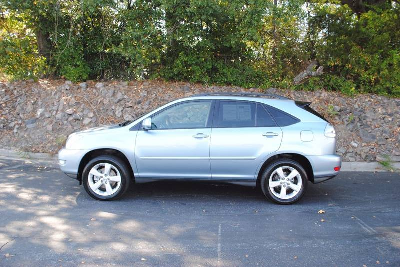 2005 LEXUS RX 330 BASE FWD 4DR SUV blue clean car memory leather seats multi disc cd changer s