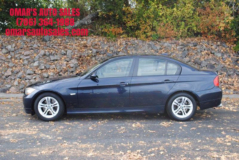 2008 BMW 3 SERIES 328I 4DR SEDAN SULEV SA blue 3 months free sirius satellite radio clean car wi