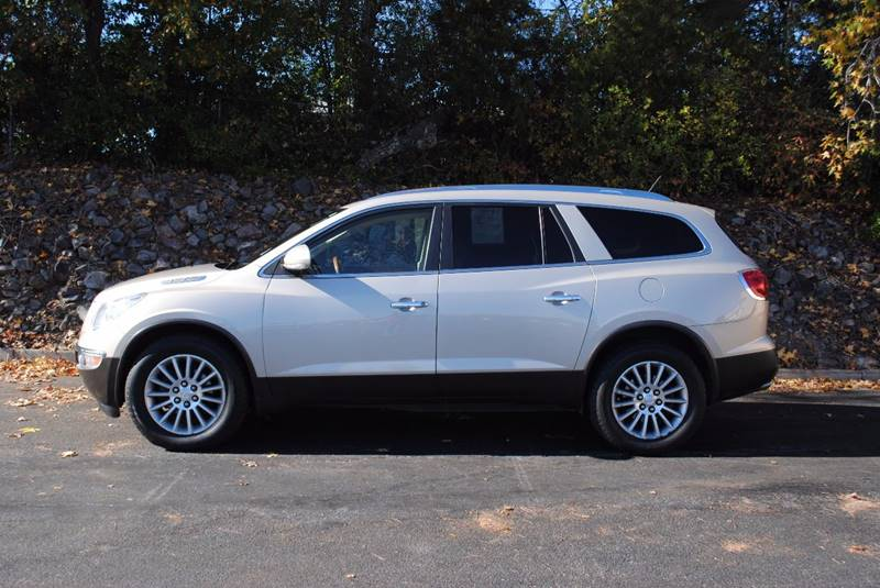 2011 BUICK ENCLAVE CXL-1 AWD 4DR SUV W1XL gold 3 months free serius satellite radio great suv w