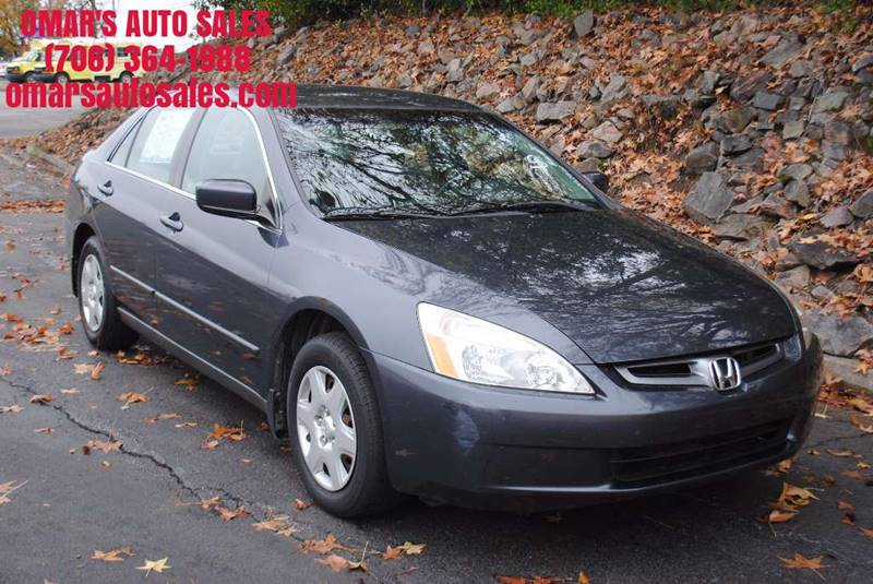 2005 HONDA ACCORD LX 4DR SEDAN gray 1 owner vehicle great car for beginning drivers clean car