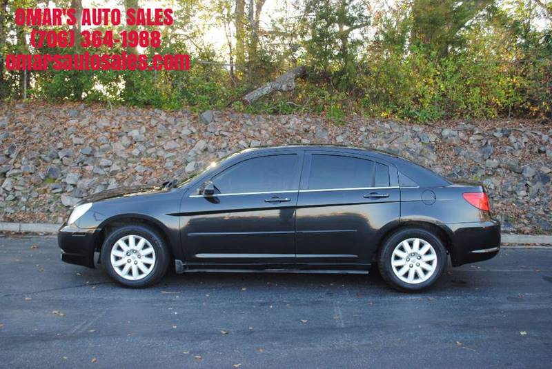 2008 CHRYSLER SEBRING LX 4DR SEDAN black door handle color - body-color mirror color - black ar