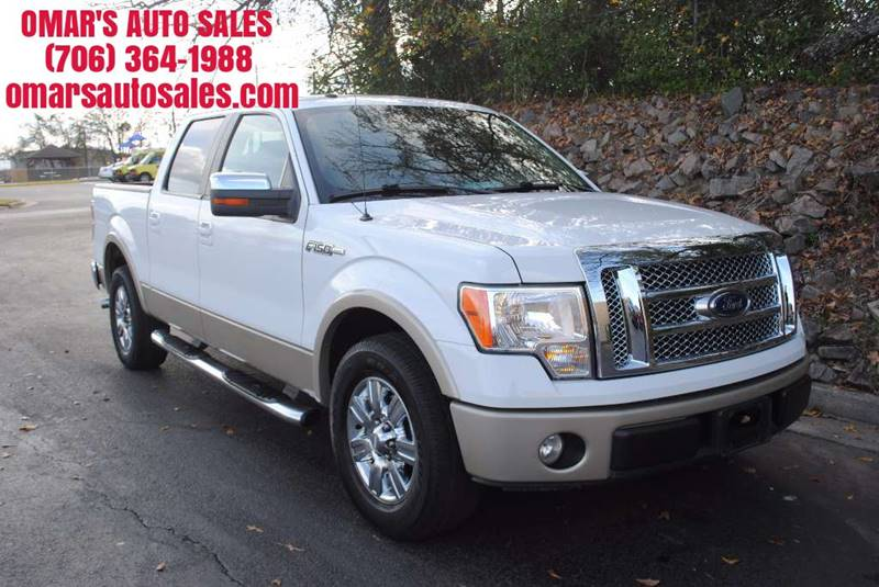 2009 FORD F-150 XL 4X2 4DR SUPERCREW STYLESIDE 5 white no accidents 3 months free siriusxm sate