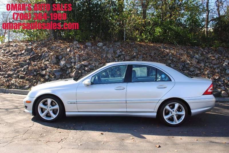 2006 MERCEDES-BENZ C-CLASS C 230 SPORT 4DR SEDAN silver grille color - chrome air filtration ar