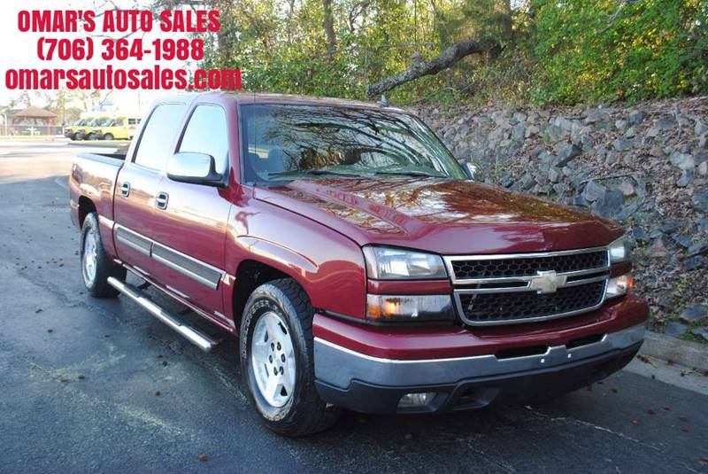 2007 CHEVROLET SILVERADO 1500 CLASSIC LT1 4DR CREW CAB 58 FT SB red no accidents 3 months fre