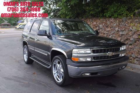 2004 Chevrolet Tahoe for sale in Martinez, GA