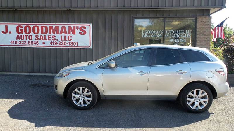 Marvelous 2007 Mazda CX 7 AWD Grand Touring 4dr SUV   Lima OH