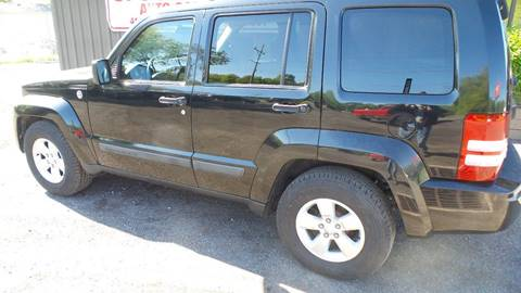 2010 Jeep Liberty for sale in Lima, OH