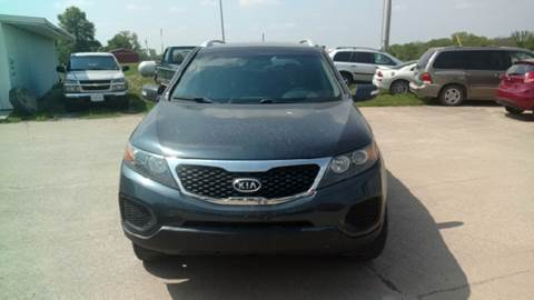 2011 Kia Sorento for sale in Breckenridge, MO