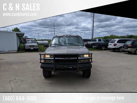 Chevrolet C/K 3500 Series For Sale in Breckenridge, MO - C & N SALES