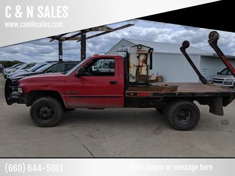 2001 Dodge Ram Chassis 3500 for sale in Breckenridge, MO