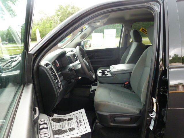 2016 RAM Ram Pickup 1500 4x2 Tradesman 4dr Crew Cab 5.5 ft. SB Pickup - Middleburg FL