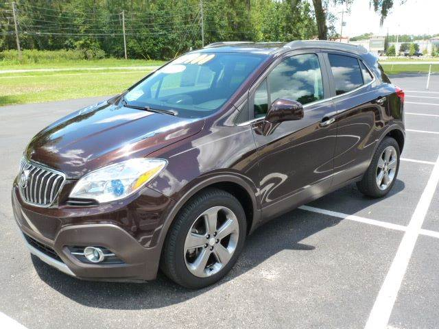 2013 Buick Encore Convenience 4dr Crossover - Middleburg FL