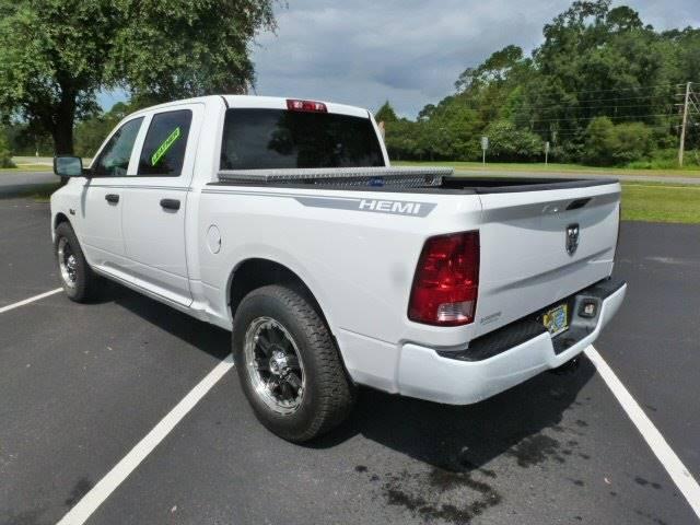 2013 RAM Ram Pickup 1500 4x2 Tradesman 4dr Crew Cab 5.5 ft. SB Pickup - Middleburg FL