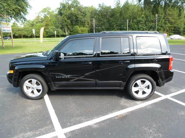 2014 Jeep Patriot Latitude 4dr SUV - Middleburg FL