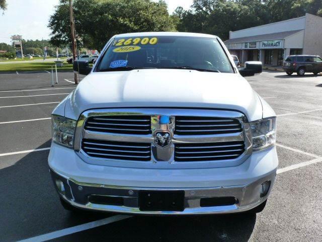2015 RAM Ram Pickup 1500 4x4 Big Horn 4dr Crew Cab 5.5 ft. SB Pickup - Middleburg FL