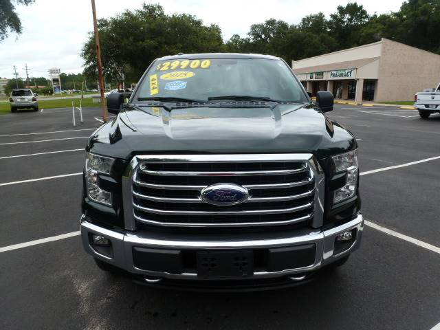 2015 Ford F-150 4x4 XLT 4dr SuperCrew 5.5 ft. SB - Middleburg FL