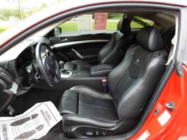 2008 Infiniti G37 Sport 2dr Coupe - Middleburg FL