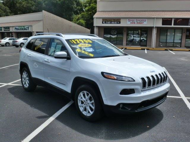 2014 Jeep Cherokee 4x4 Latitude 4dr SUV - Middleburg FL