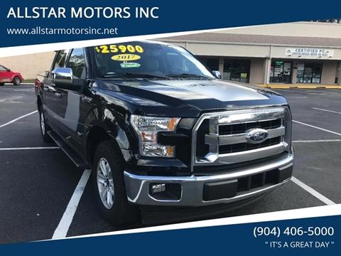 Ford Used Cars Pickup Trucks For Sale Middleburg Allstar Motors Inc