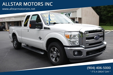 2015 Ford F-250 Super Duty for sale in Middleburg, FL