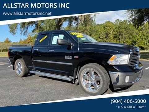 2014 RAM Ram Pickup 1500 for sale in Middleburg, FL