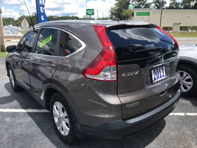 2013 Honda CR-V EX-L 4dr SUV w/Navi - Middleburg FL