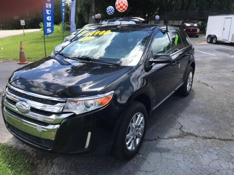 2014 Ford Edge Limited 4dr Crossover - Middleburg FL