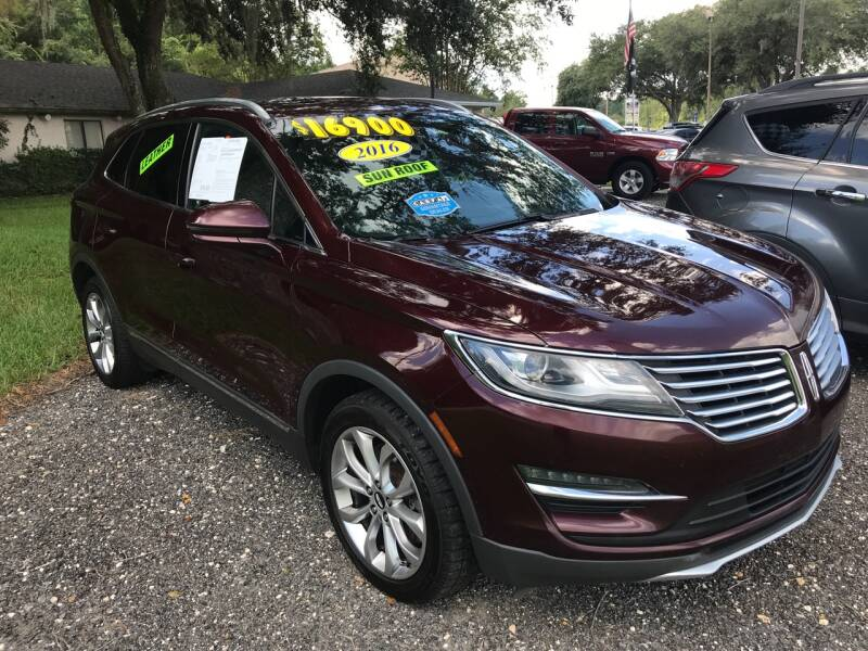 2016 Lincoln MKC AWD Select 4dr SUV - Middleburg FL