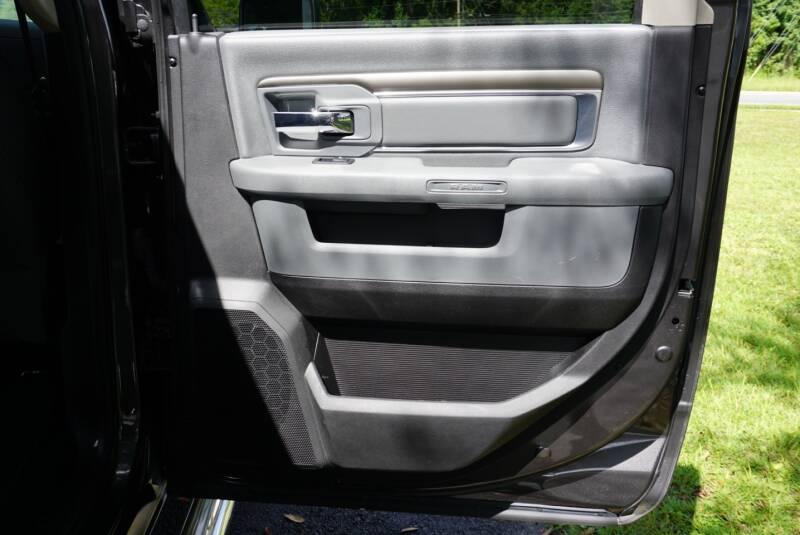 2018 RAM Ram Pickup 1500 4x4 Big Horn 4dr Crew Cab 5.5 ft. SB Pickup - Middleburg FL