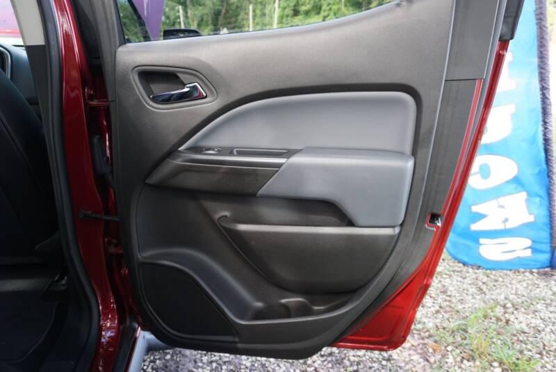 2018 Chevrolet Colorado 4x2 Z71 4dr Crew Cab 5 ft. SB - Middleburg FL