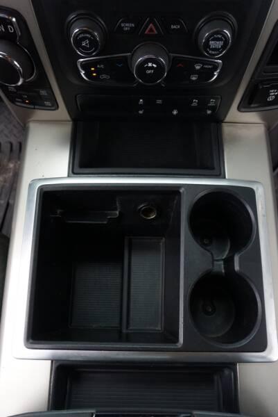 2014 RAM Ram Pickup 1500 4x4 Big Horn 4dr Crew Cab 5.5 ft. SB Pickup - Middleburg FL