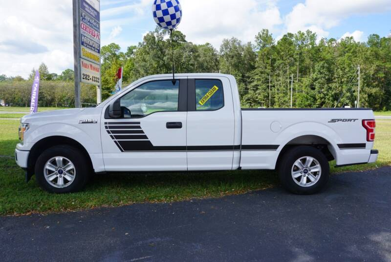 2018 Ford F-150 4x2 XL 4dr SuperCab 6.5 ft. SB - Middleburg FL