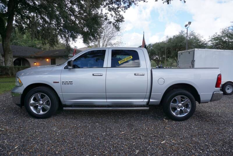 2016 RAM Ram Pickup 1500 4x2 Big Horn 4dr Crew Cab 5.5 ft. SB Pickup - Middleburg FL