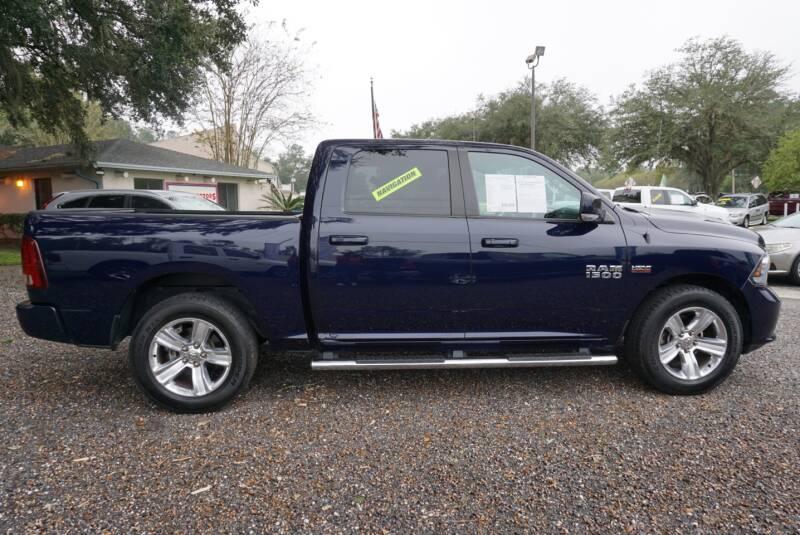 2016 RAM Ram Pickup 1500 4x2 Sport 4dr Crew Cab 5.5 ft. SB Pickup - Middleburg FL
