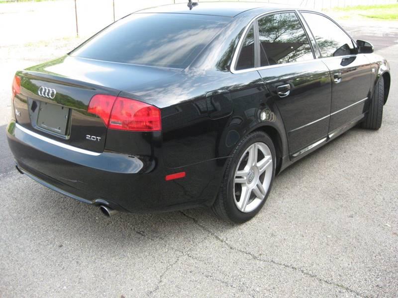 2008 Audi A4 2.0T Special Ed. 4dr Sedan (2L I4 CVT) - Pekin IL