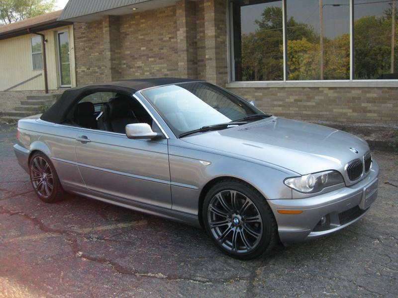 Bmw Series Ci Dr Convertible In Pekin IL PreOwned - 2006 bmw 325ci convertible