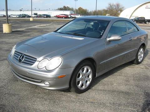 2004 mercedes benz clk for sale in illinois for Mercedes benz sign for sale