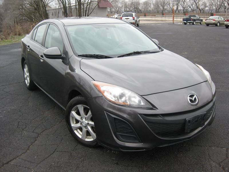 2011 Mazda MAZDA3 for sale at Pre-Owned Imports in Pekin IL