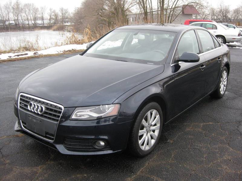 2010 audi a4 awd 2 0t quattro premium plus 4dr sedan 6a in. Black Bedroom Furniture Sets. Home Design Ideas