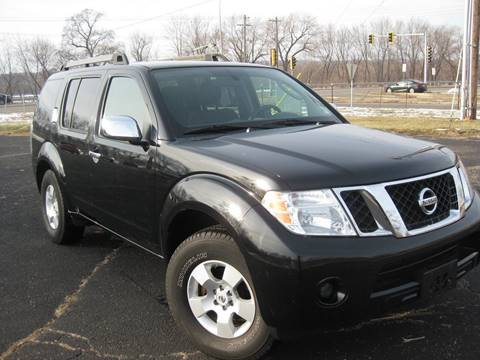 2012 Nissan Pathfinder for sale at Pre-Owned Imports in Pekin IL